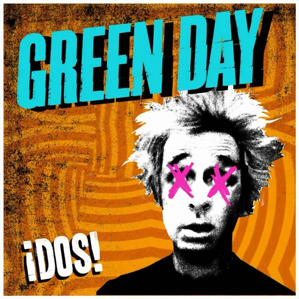 Cover GREEN DAY, dos!