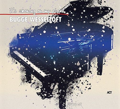 BUGGE WESSELTOFT, it´s snowing on my piano cover