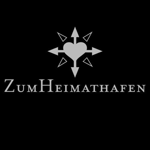 ZUM HEIMATHAFEN, logo (kapu), black cover