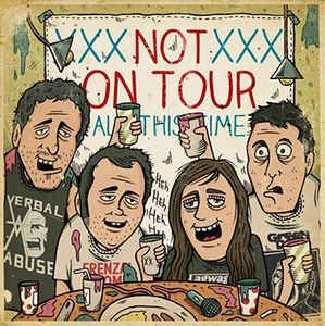 NOT ON TOUR, all this time cover