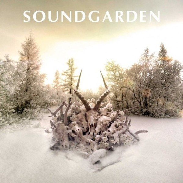 SOUNDGARDEN, king animal cover