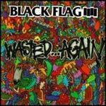 Cover BLACK FLAG, wasted again