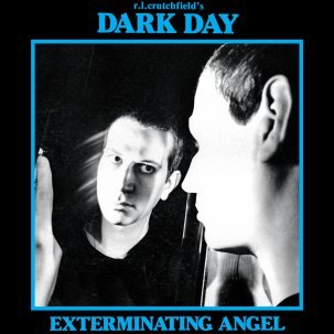 Cover DARK DAY, exterminating angel