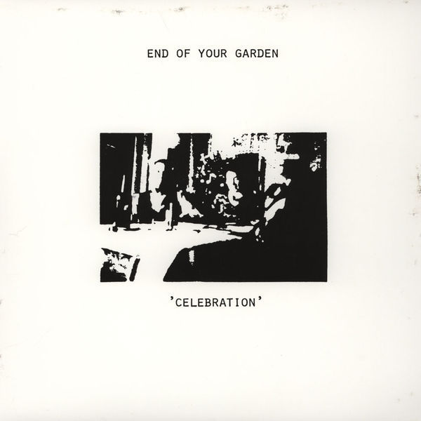 END OF YOUR GARDEN / DE MA VAERE BELGIER, split cover