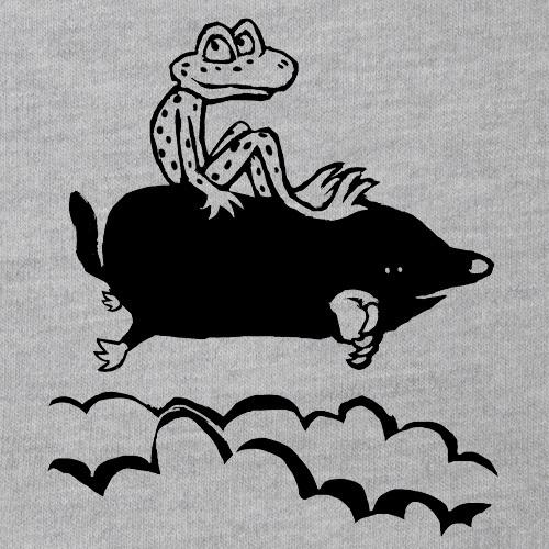 WILLEM KOLVOORT, flying mole (boy), heather grey cover