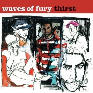 Cover WAVES OF FURY, thirst