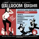 Cover V/A, soundflat records ballroom bash! vol. 6