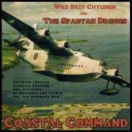 Cover BILLY CHILDISH & THE SPARTAN DREGGS, coastal command