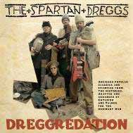 Cover BILLY CHILDISH & THE SPARTAN DREGGS, dreggredation