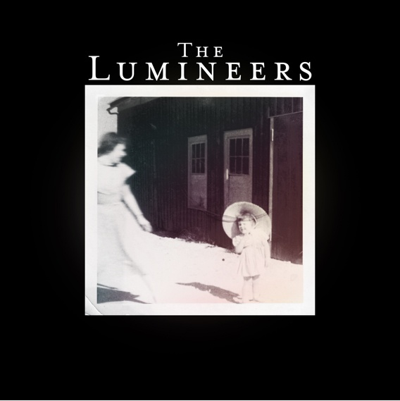 LUMINEERS, s/t cover