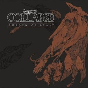 AGE OF COLLAPSE, burden of beast cover