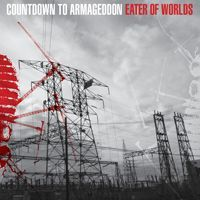COUNTDOWN TO ARMAGEDDON, eater of worlds cover