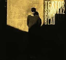 TEXTOR, schwarz gold blau cover