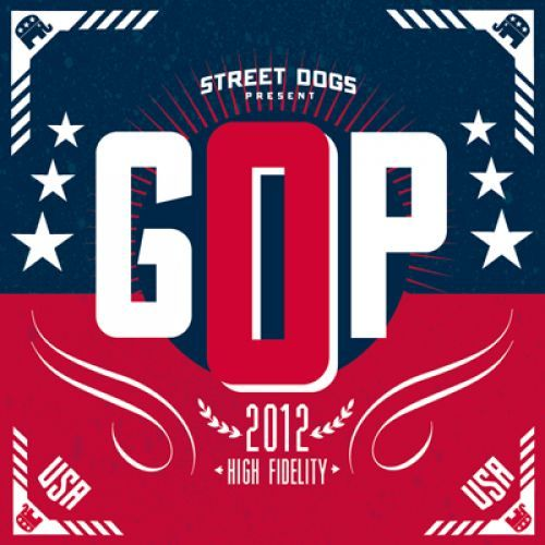 Cover STREET DOGS, gop / not without a purpose
