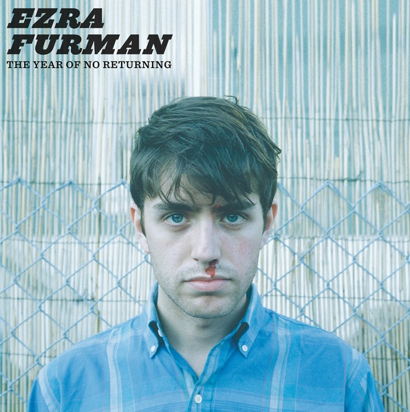 Cover EZRA FURMAN, year of no returning