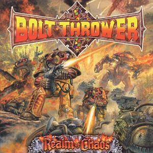 BOLT THROWER, realm of chaos cover
