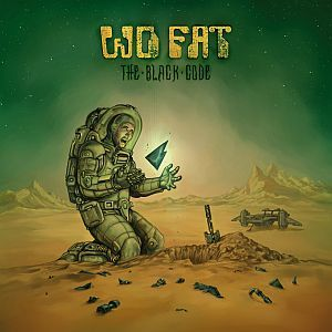 Cover WO FAT, the black code