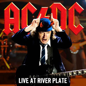 Cover AC/DC, live at river plate
