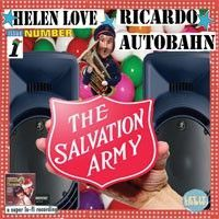 HELEN LOVE & RICARDO AUTOBAHN, salvation army cover
