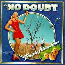 NO DOUBT, tragic kingdom cover