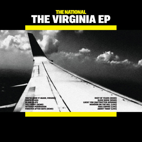 Cover NATIONAL, virginia ep
