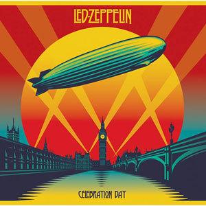 Led Zeppelin Celebration Day Cd Lp Vinyl Flight 13
