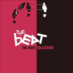 THE BEAT, vinyl collection cover