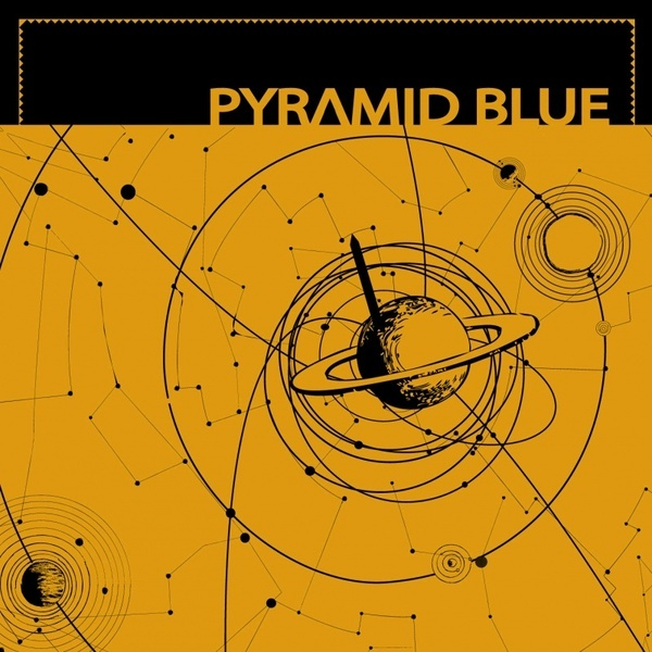 Cover PYRAMID BLUE, s/t