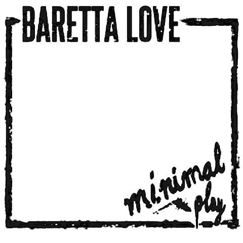 Cover BARETTA LOVE, minimal play