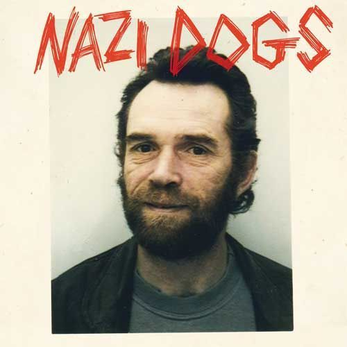 Cover NAZI DOGS, mini lp