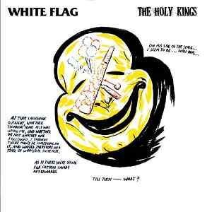 Cover HOLY KINGS / WHITE FLAG, split