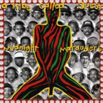 Cover A TRIBE CALLED QUEST, midnight marauders