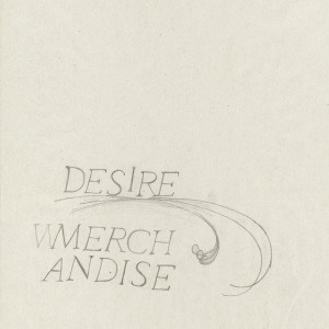 Cover MERCHANDISE, children of desire