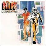 AIR, moon safari cover
