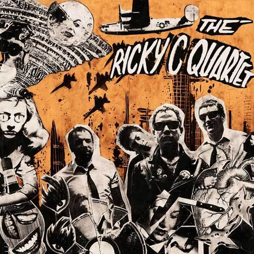 Cover RICKY C QUARTET, s/t