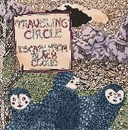 Cover TRAVELING CIRCLE, escape from black cloud