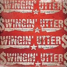 Cover SWINGIN´ UTTERS, the liberians are hiding something