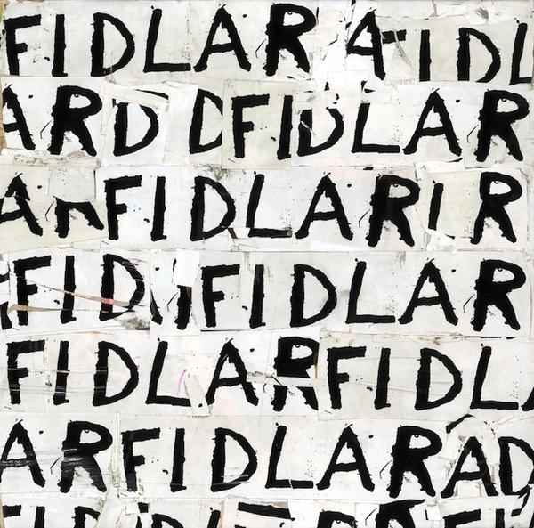 FIDLAR, s/t cover