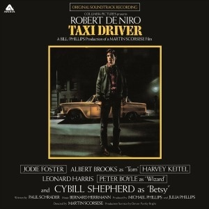 Cover O.S.T., taxi driver