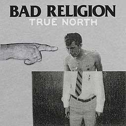 BAD RELIGION, true north cover