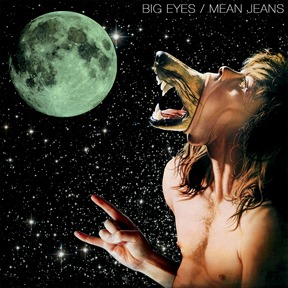 Cover BIG EYES / MEAN JEANS