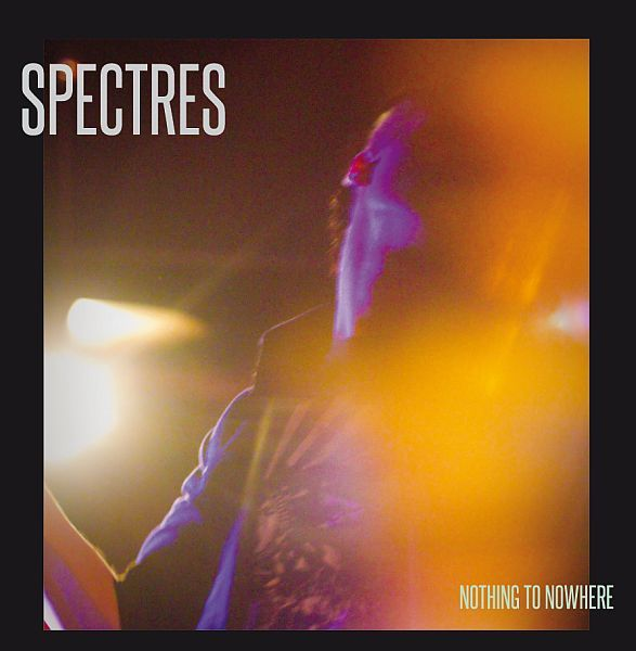 SPECTRES, nothing to nowhere cover