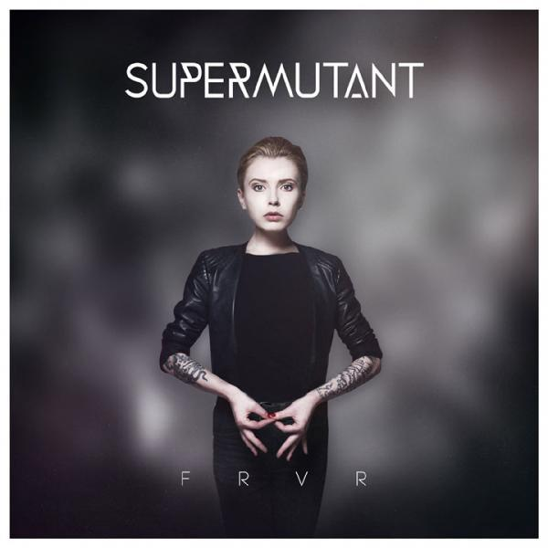 Cover SUPERMUTANT, frvr