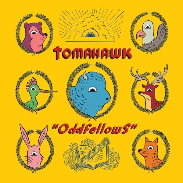 Cover TOMAHAWK, oddfellows