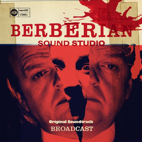 Cover BROADCAST, berberian sound studio