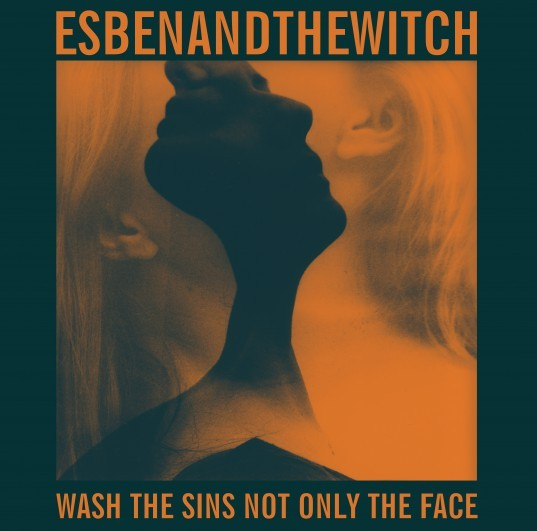 Cover ESBEN AND THE WITCH, wash the sins not only the face