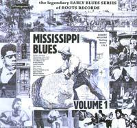 V/A, mississippi blues vol. 1 (1927-1942) cover