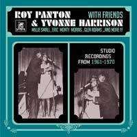 ROY PANTON & YVONNE HARRISON, studio recordings from 1961-1970 cover