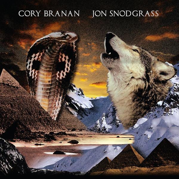 CORY BRANAN & JON SNODGRASS, s/t cover