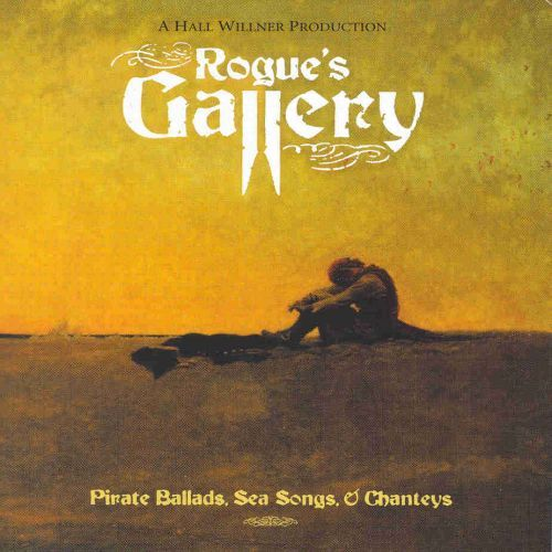 Cover V/A, rogue´s gallery: pirate ballads, sea songs...